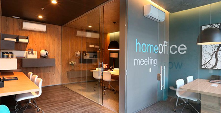 Home office em condominios